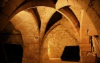 ¿Donde hay mas de 120 kilómetros de cavas que parecen catedrales del S. XIII?