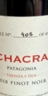 Un argentino 100 puntos de la Patagonia es mejor vino del mundo.